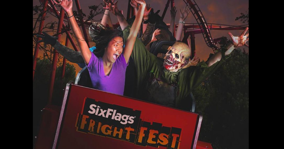 Six Flags Halloween Instant Win Game Julie S Freebies
