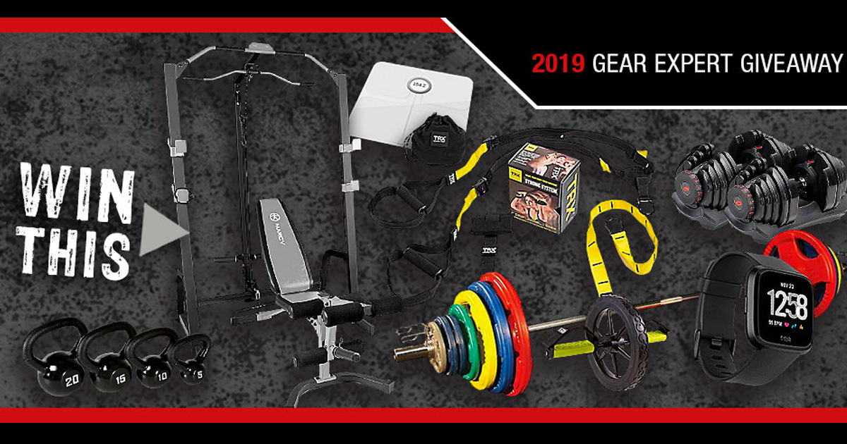 Stage Gear Giveaway 2019