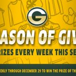 The 2019 Season of Giving Sweepstakes