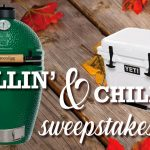 RDI Grillin' and Chillin' Sweepstakes