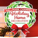 Hallmark's Channel's Holiday Home Decoration Sweepstakes