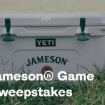 The Jameson Game Day Sweepstakes