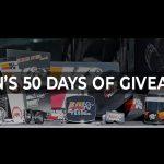 K&N's 50 Days of Giveaways