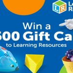 $500 Learning Resources Gift Card Sweepstakes