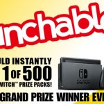 Lunchables Mixed-Up Gamers Instant Win Giveaway