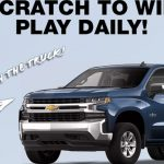 Mid-South Chevy Dealers & Tigers Scratch to Win Sweepstakes