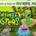 """Play Monster """"Monsters in Paradise Sweepstakes"""""""