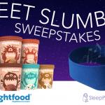 Nightfood and SleepPhones Giveaway