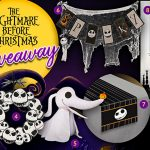 Nightmare Before Christmas Decorations Giveaway