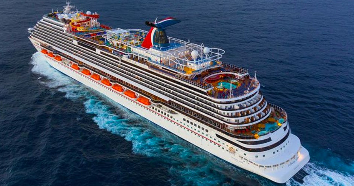 Ellen Carnival Cruise Giveaway