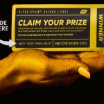 The 2019 Onnit Golden Ticket Instant Win Giveaway