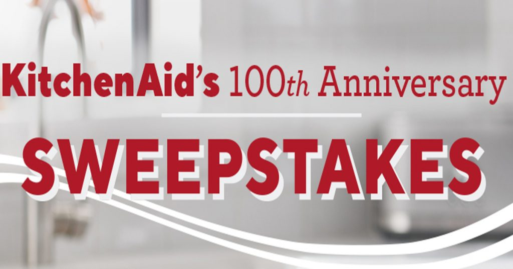 QVC KitchenAid's Sweepstakes & Instant Win Game - Julie's
