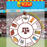 Texas A&M Ricos Spin to Win IWG
