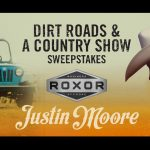 The Dirt Roads and a Country Road Show Sweepstakes