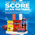 Pepsi NFL Instant Win Game
