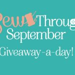 Sew Through September Giveaway-a-Day