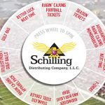 Louisiana Lafayette Schilling Distributing Spin to Win Sweepstakes