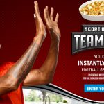 Score Big with Team Rice Instant Win Game