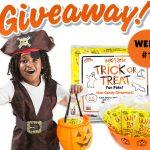 Wikki Stix Halloween Giveaway