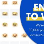 10,000 Pasta Entree Giveaway