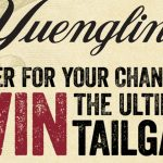 Yuengling Tail-Greatly Sweepstakes