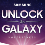 Unlock the Galaxy Instant Win Sweepstakes