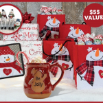 Holiday Snowman Collection Giveaway