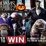 The Addams Family Giveaway