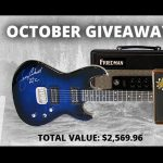 Jerry Cantrell G&L Giveaway