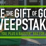 Bagster Give the Gift of Gone Sweepstakes