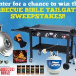 Barbecue Bible Tailgating Sweepstakes