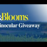 Birds & Blooms Binocular Giveaway