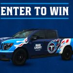 Bud Light Titan Truck Sweepstakes