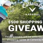 The 2019 Callaway Shopping Spree Giveaway