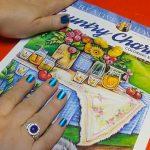 Teresa Goodridge Coloring Book Giveaway
