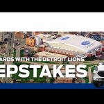 FordPass Rewards™ Detroit Lions Sweepstakes