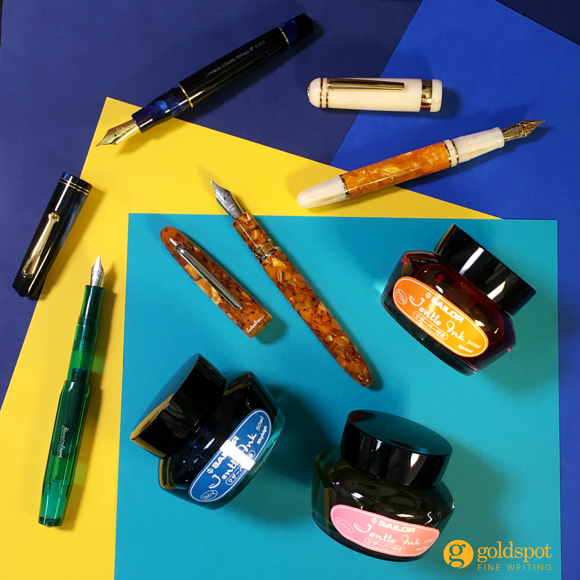 Fountain pen giveaway may 2019
