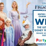 Party City  The Ultimate Screening Party Sweepstakes