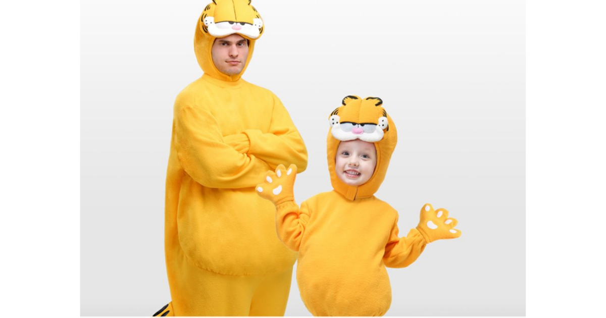 Garfield Costume Giveaway Julie S Freebies
