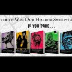 Bone-Chilling Classic Horror Sweepstakes