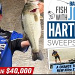 "The ""Fish with Jamie Hartman"" Sweepstakes"