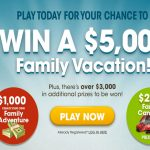 Jason's Deli Family Fun Sweepstakes
