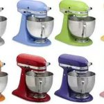 KitchenAid Artisan Series Mixer Giveaway