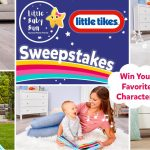 The Little Baby Bum with Little Tikes Sweepstakes