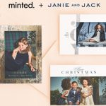 Minted + Janie and Jack Holiday Giveaway