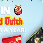 Win Old Dutch for a Year Sweepstakes