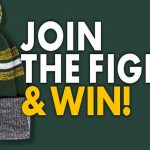The 2019 Packers vs. Cancer Knit Hat Sweepstakes