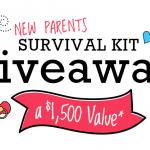 New Parents Survival Kit Giveaway