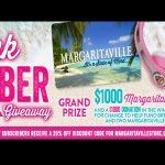 Margaritaville's 2019 Pink October Giveaway