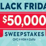 QVC/HSN Zulily Black Friday Sweepstakes & Instant Win Game